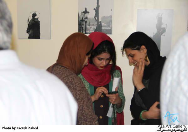 نمایشگاه عکس های نرگس زاهد