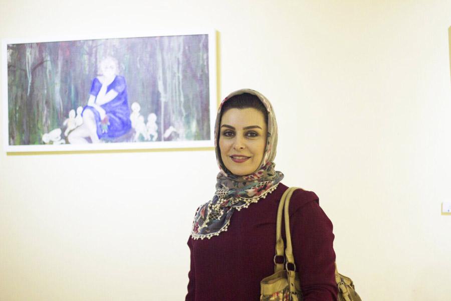 ماهچهره خلیلی هنرمند خوب هنرهای نمایشی و تجسمی درگذشت
